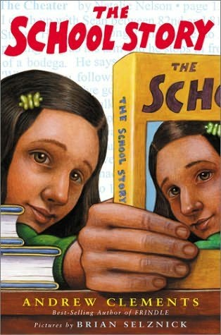 book cover of The School Story