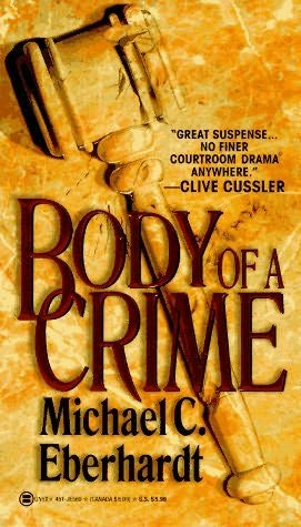 book cover of Body of a Crime