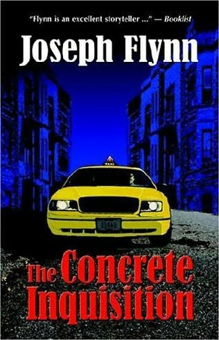 book cover of The Concrete Inquisition