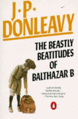 book cover of The Beastly Beatitudes of Balthazar B