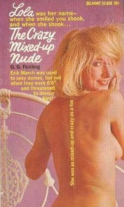 book cover of The Crazy Mixed-up Nude