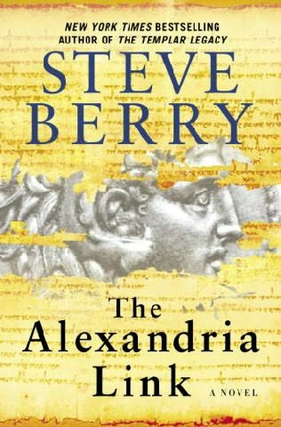 book cover of The Alexandria Link