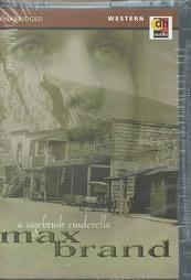 book cover of A Sagebrush Cinderella