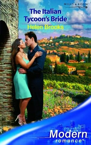 book cover of The Italian Tycoon\'s Bride