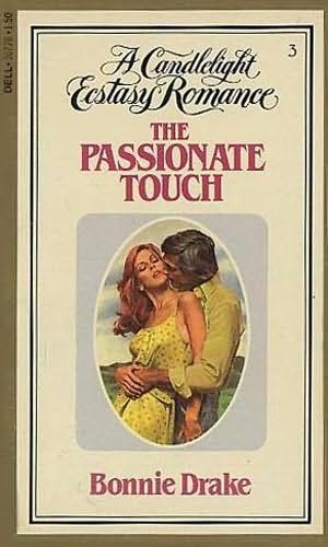 book cover of The Passionate Touch