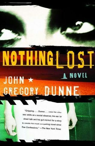 book cover of Nothing Lost