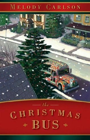 book cover of The Christmas Bus
