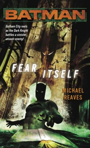 book cover of Fear Itself