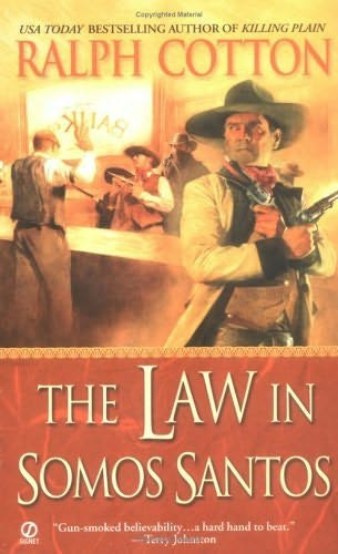book cover of The Law in Somos Santos