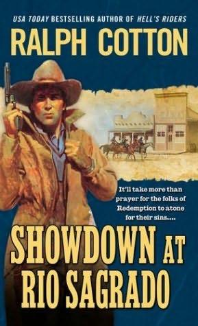 book cover of Showdown at Rio Sagrado