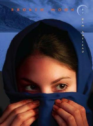 book cover of Broken Moon