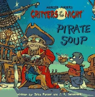 book cover of Pirate Soup