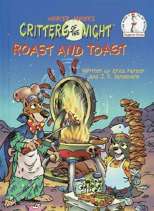 book cover of Roast and Toast