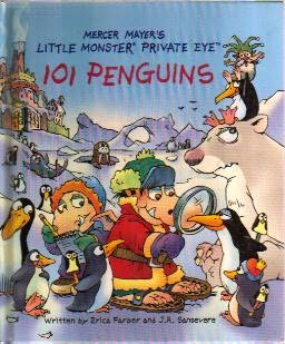 book cover of 101 Penguins