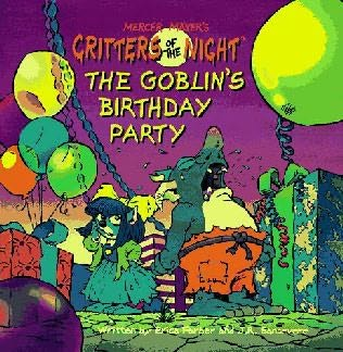 book cover of The Goblin\'s Birthday Party