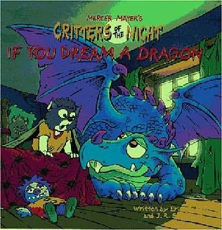 book cover of If You Dream a Dragon