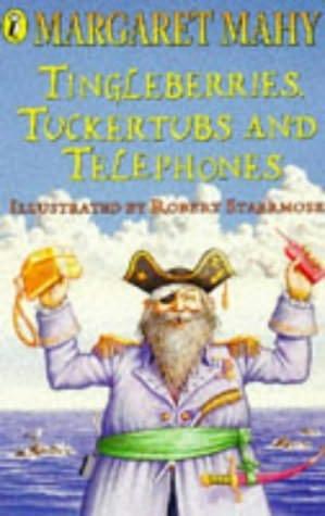 book cover of Tingleberries, Tuckertubs and Telephones