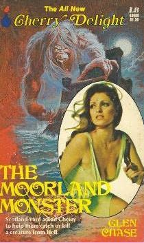 book cover of The Moorland Monster