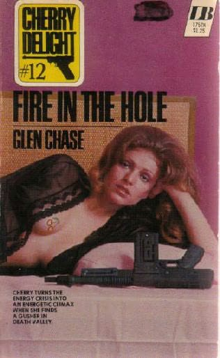 book cover of Fire in the Hole