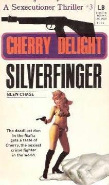 book cover of Silverfinger