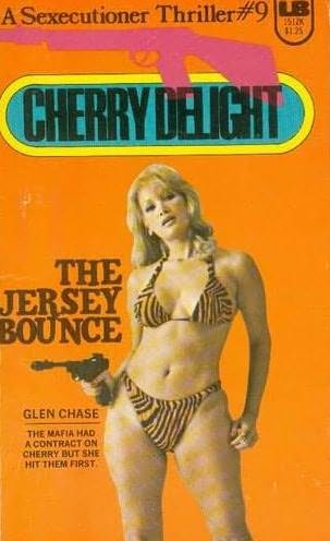 book cover of The Jersey Bounce
