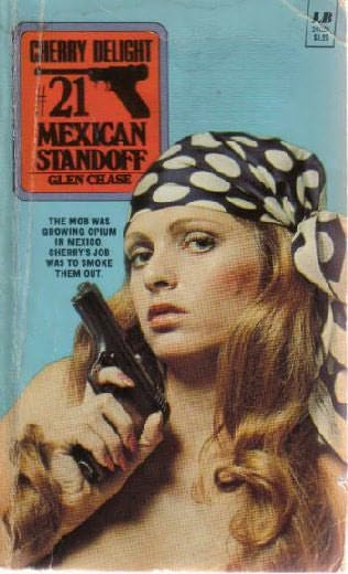 book cover of Mexican Standoff
