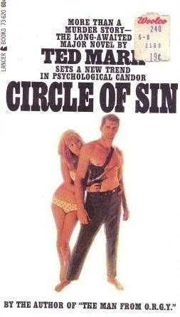 book cover of Circle of Sin