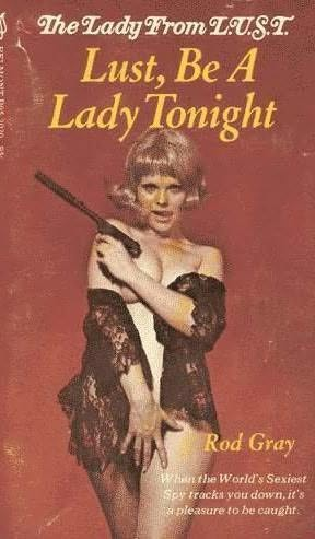 book cover of The Lady from L.U.S.T