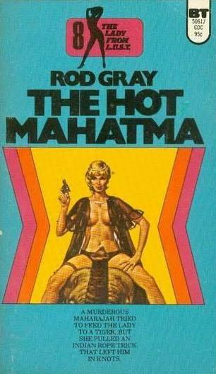 book cover of The Hot Mahatma
