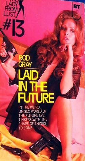 book cover of Laid in the Future