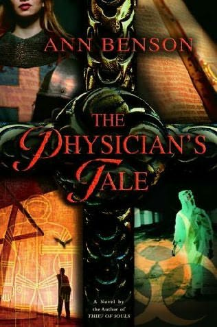 book cover of The Physician\'s Tale