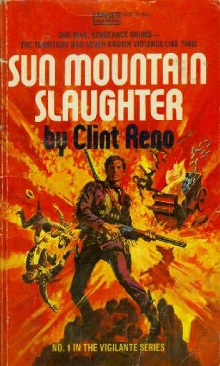 book cover of Sun Mountain Slaughter