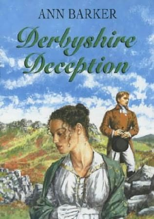 book cover of Derbyshire Deception
