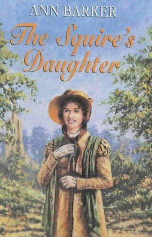 book cover of The Squires Daughter