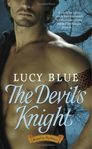 book cover of The Devil\'s Knight