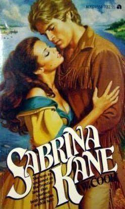 book cover of Sabrina Kane