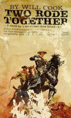 book cover of Two Rode Together