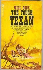 book cover of The Tough Texan