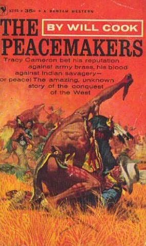 book cover of The Peacemakers