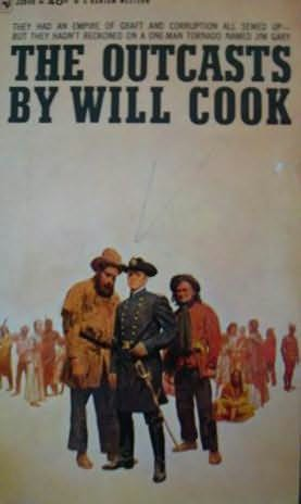 book cover of The Outcasts