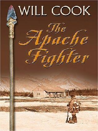 book cover of The Apache Fighter