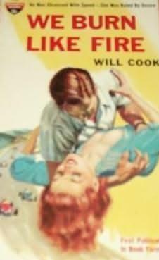 book cover of We Burn Like Fire