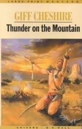 book cover of Thunder on the Mountain