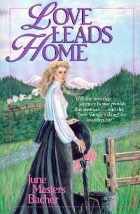 book cover of Love Leads Home