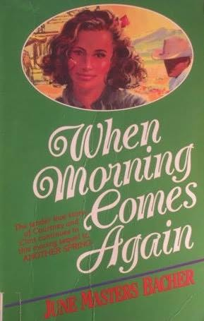 book cover of When Morning Comes Again