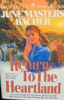 book cover of Return to the Heartland