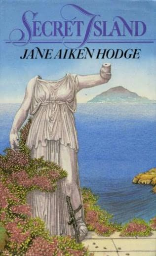 book cover of Secret Island