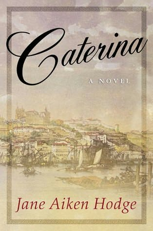 book cover of Caterina