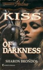 book cover of Kiss of Darkness