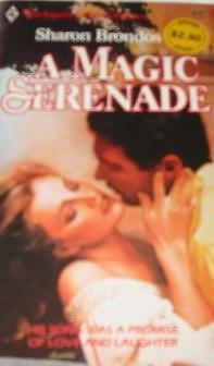 book cover of A Magic Serenade